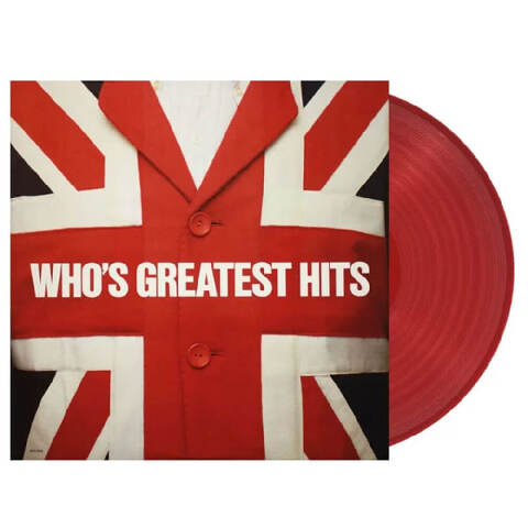 √Greatest Hits (Ltd. Coloured LP) von The Who - LP jetzt im The Who Shop