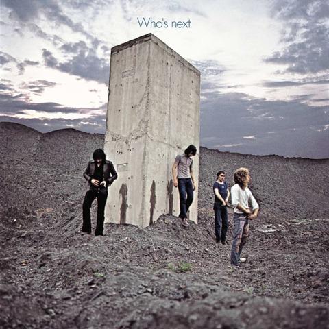 √Whos Next von The Who - lp jetzt im The Who Shop