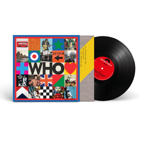 √Who von The Who - LP jetzt im The Who Shop