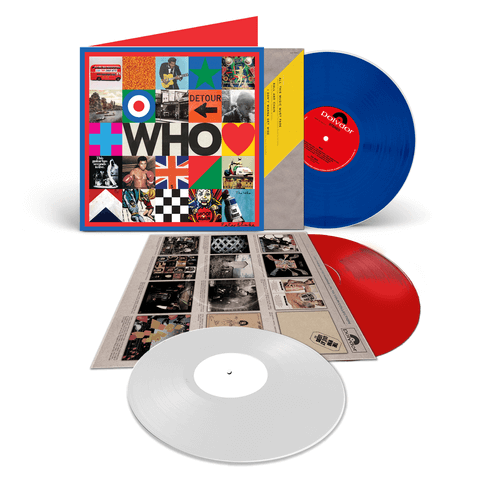 √Who (Ltd. Deluxe LP incl. 7'' Bonus) von The Who - LP jetzt im The Who Shop