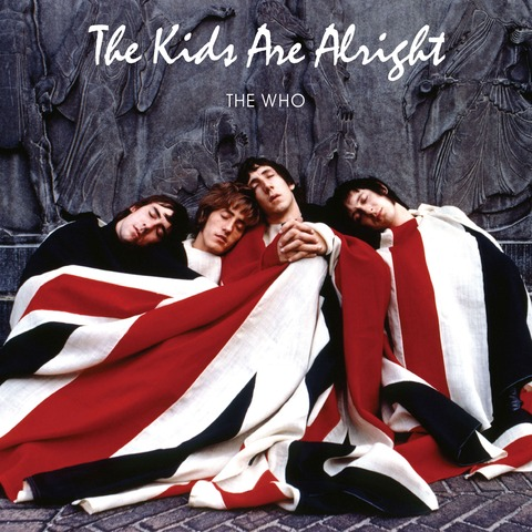 √The Kids Are Allright (LP Re-Issue) von The Who - 2LP jetzt im The Who Shop